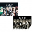 B.A.P Exquisite Cloth Poster Scroll Banner 2PCS/Set