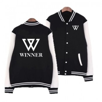 K-POP WINNER Baseball Jersey uniform jacket
