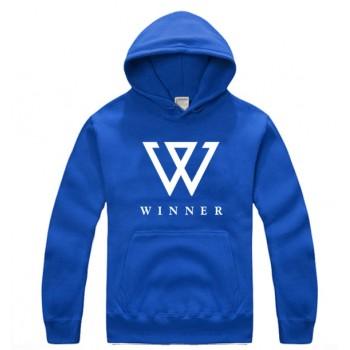 YG Winner long-sleeve with a hood sweatshirt
