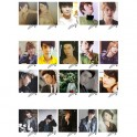 SJ Super Junior DongHae Individual LOMO Card 20 Photos