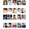 B1A4 A Version Retro LOMO Card 20 Photos With 1 Iron Box And 10 Heart Shape Clips