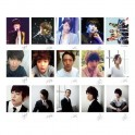 CNBLUE C.N.BLUE LOMO Card 20 Photos With 1 Iron Box And 10 Heart Shape Clips