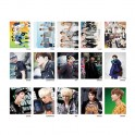 SHINee LOMO Card 20 Photos With 1 Iron Box And 10 Heart Shape Clips