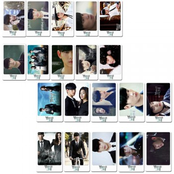 You Who Came From The Star Kim Soo Hyun Retro 20 LOMO Cards