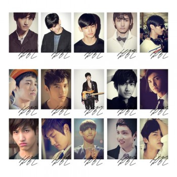 TVXQ Changmin Fashion LOMO Card 20 Photos