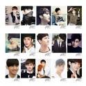 TVXQ Changmin Fashion LOMO Card 20 Photos Ver.2