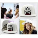 Hip hop GIRLS white Ghost GENERATION SNSD TAEYEON  CAP
