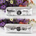 EXO Wolf Pencil Bag Case