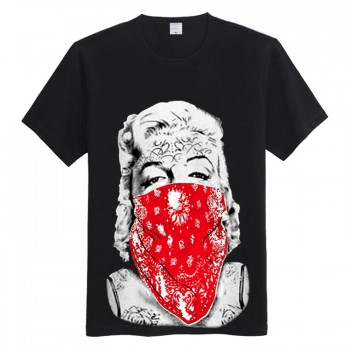 BIGBANG GD G-Dragon Marilyn Monroe T-shirt